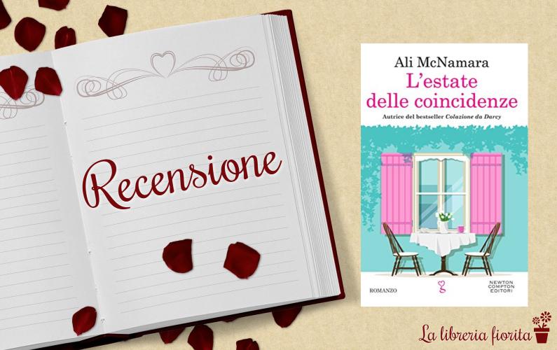 Recensione: L'estate delle coincidenze – Ali McNamara